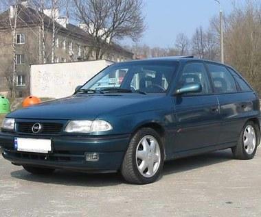 Oceń swoje auto: Opel