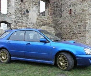 Oceń swoje auto: Subaru