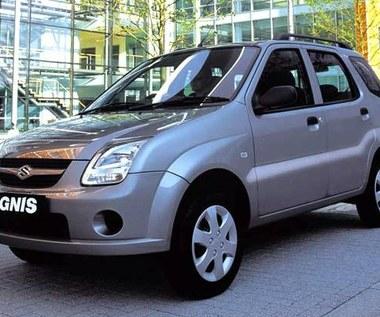 Oceń swoje auto: Suzuki