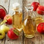 Ocet jabłkowy dla urody