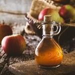 Ocet jabłkowy i jego cenne właściwości łagodzące
