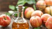 Ocet jabłkowy na problemy ze skórą