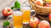 Ocet jabłkowy pomoże  rozpuścić złogi w nerkach