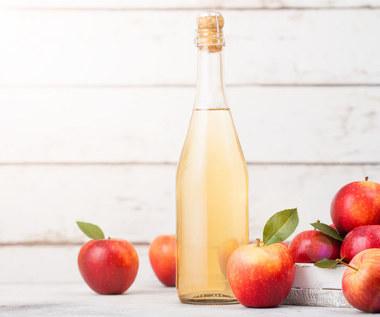 Ocet jabłkowy. Zastosowania w kulinariach i nie tylko