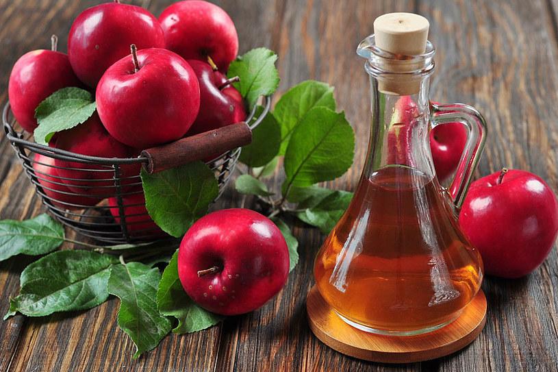 Ocet jabłkowy /123RF/PICSEL