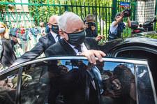 Ochrona Kaczyńskiego. Wąsik: Nie usłyszycie dziś ode mnie ani jednego słowa