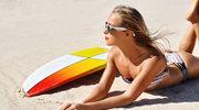 Ochrona przeciwsłoneczna - krem z filtrem, okulary i kapelusz
