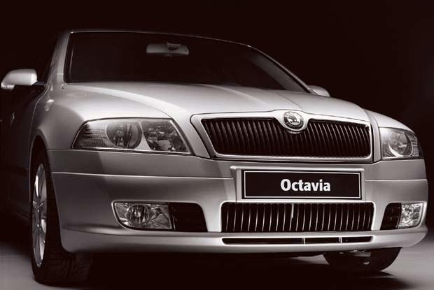 Octavia RS / kliknij /INTERIA.PL