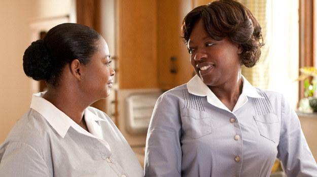 Octavia Spencer i Viola Davis to według SAG najlepsze aktorki w roli drugo- i pierwszoplanowej /materiały prasowe
