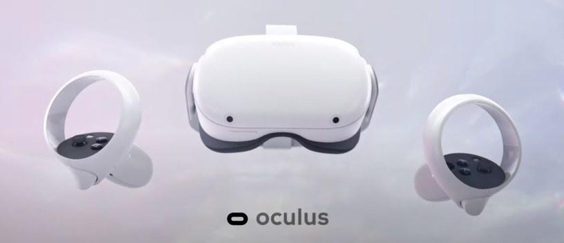 Oculus Quest 2 /materiały prasowe