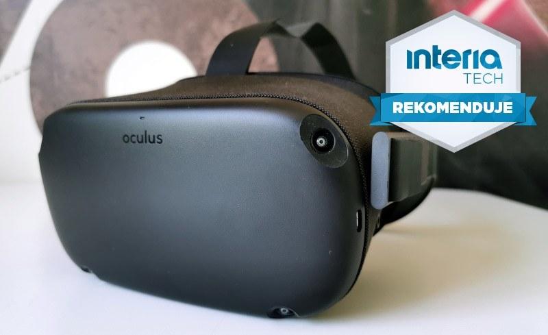 Oculus Quest otrzymuje REKOMENDACJĘ serwisu Nowe Technologie Interia /INTERIA.PL