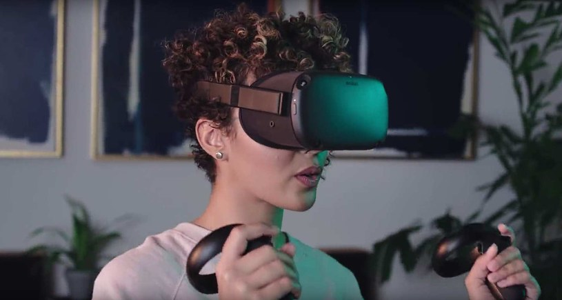 Oculus Quest /materiały prasowe