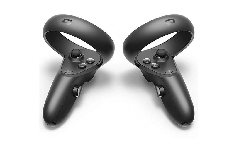 Oculus Rift S  - kontrolery /materiały prasowe