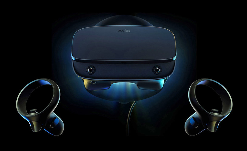 Oculus Rift S /materiały prasowe
