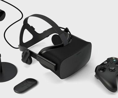 Oculus Rift: Wysoka cena, świetna przedsprzedaż