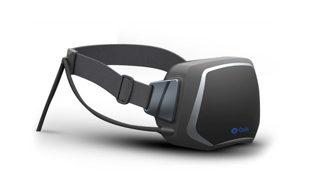 Oculus Rift /materiały prasowe