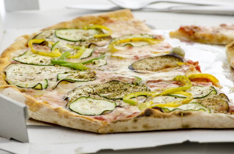 Oczaruj gości pizzą z cukinią! /123RF/PICSEL