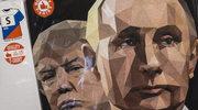 Oczekiwane w napięciu spotkanie Trumpa i Putina