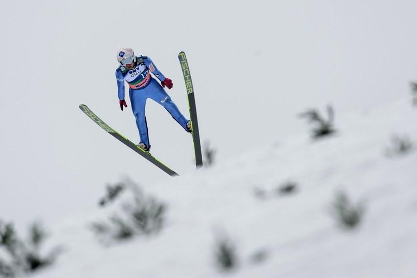 Oczy kibiców zwrócone są na Kamila Stocha /AFP