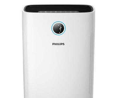 Oczyszczacz i nawilżacz powietrza 2w1 Philips AC3829/10