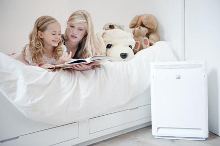 Oczyszczacz potwietrza Daikin MC70L /materiały promocyjne