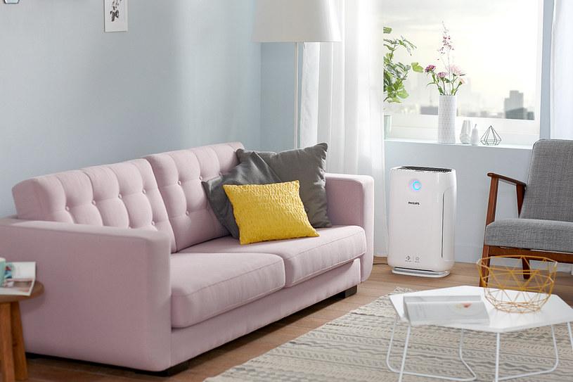 Oczyszczacz powietrza Philips /materiały prasowe