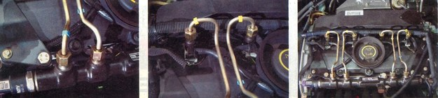 Oczywiście nawet nie widać, dlaczego to tak dobrze działa, jedynie po zdjęciu osłony widzimy część instalacji common rail. /Motor