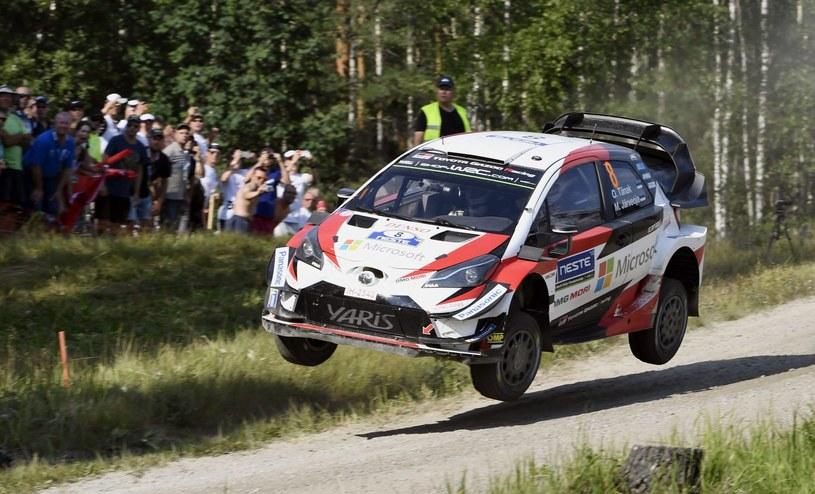Od 1 czerwca ruszają testy WRC /AFP