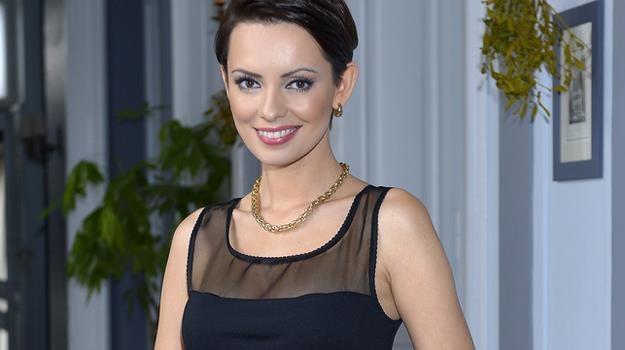 Od 1 kwietnia Dorota Gardias wraca do pracy na pełnych obrotach / fot. Gałązka /AKPA