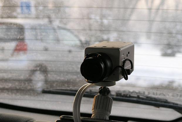 Od 1 lutego kamera śledzi przebieg jazdy egzaminacyjnej w Krakowie /INTERIA.PL