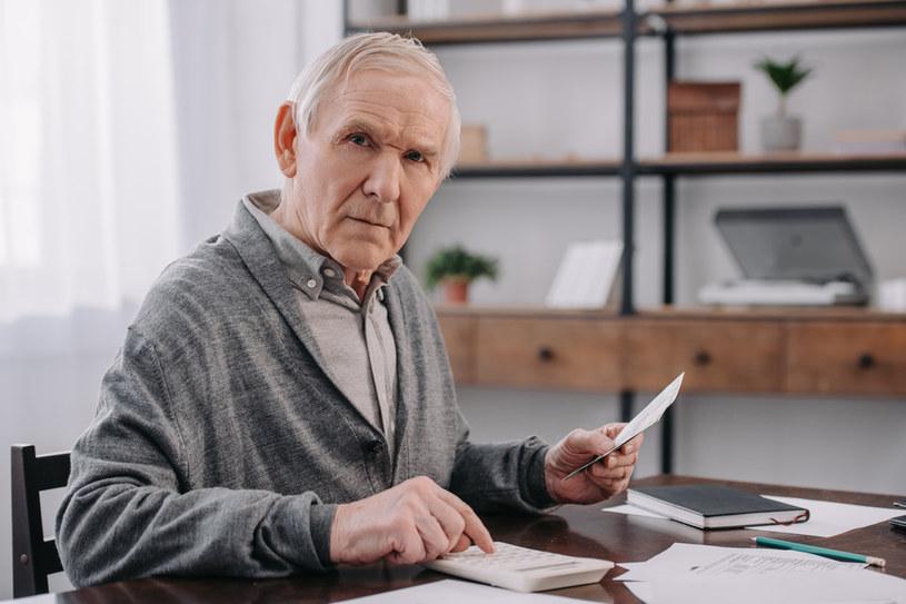 Od 1 marca najniższa emerytura i renta z tytułu całkowitej niezdolności do pracy wzrośnie o 50,88 zł i wyniesie 1250,88 zł /123RF/PICSEL
