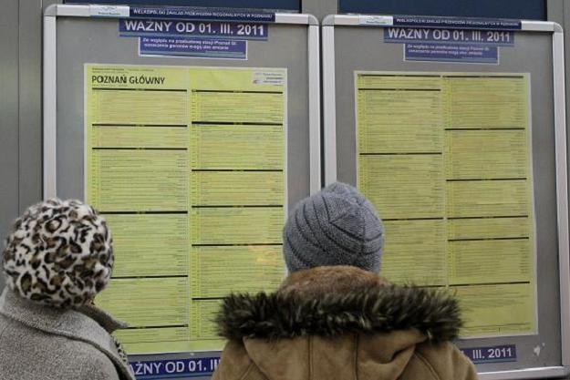 Od 1 marca zacznie obowiązywać nowy rozkład jazdy pociągów / fot. Adam Ciereszko /PAP