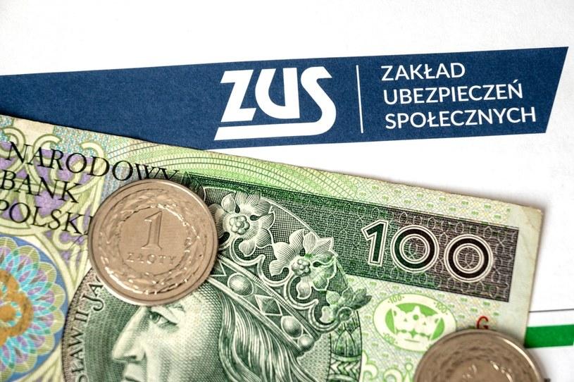 Od 1 stycznia 2022 r. wielki zmiany w ZUS /123RF/PICSEL