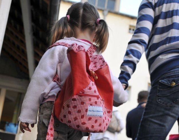 Od 1 września 2012 r. obowiązek szkolny obejmie już wszystkie dzieci 6-letnie /AFP