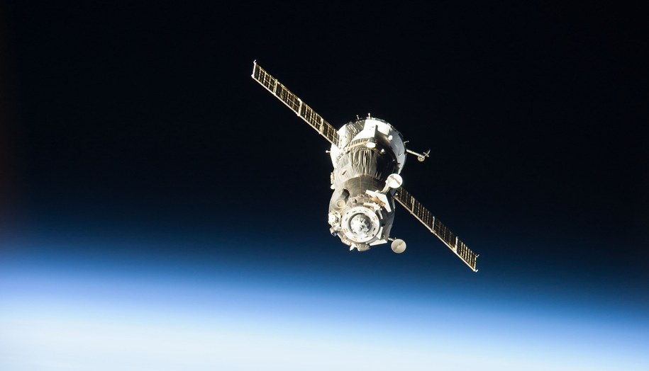 Od 2011 roku rosyjskie Sojuzy są jedynym środkiem transportu ludzi na Międzynarodową Stację Kosmiczną /NASA /Materiały prasowe