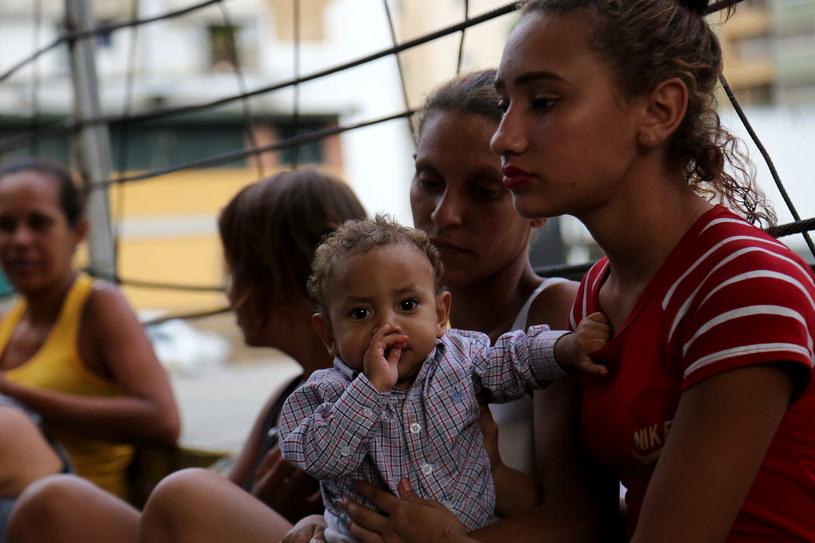 Od 2017 r. Wenezuela znajduje się w zapaści ekonomicznej /Edilzon Gamez /Getty Images