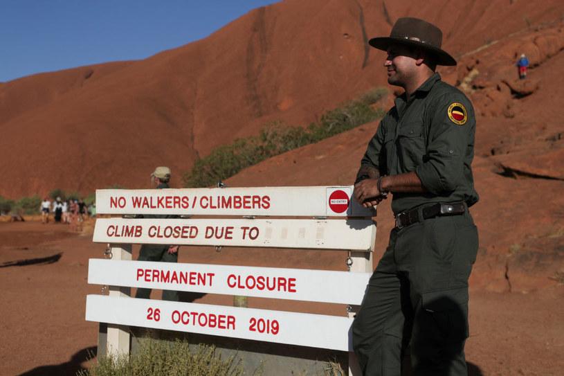 Od 2019 roku wspinaczka jest zabroniona. Górę można podziwiać z wyznaczonych miejsc widokowych /Getty Images