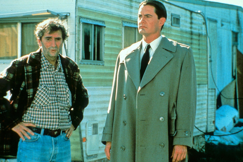 """Od czasów """"Twin Peaks"""" telewizja już nigdy nie była taka sama /East News"""