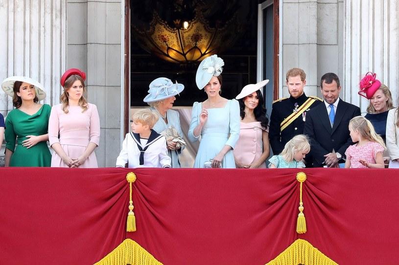 Od czasu ślubu księcia Harry'ego z Meghan Markle brytyjska rodzina królewska wzbudza jeszcze większe zainteresowanie /East News