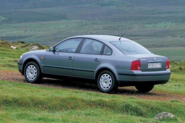 Od debiutu passata B5 minęlo już 15 lat. Mimo tego, auto wciąż wygląda nieźle /