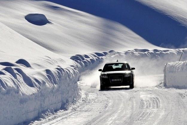 Od dobrych zimowych opon zależy bezpieczeństwo podróży /