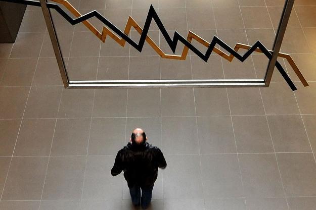 Od dołka z czerwca główny indeks ASE wspiął się o 84 proc. /AFP
