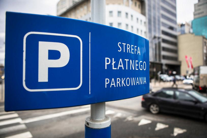 Od dziś wyższe opłaty za parkowanie w Warszawie /Adam Burakowski /Reporter