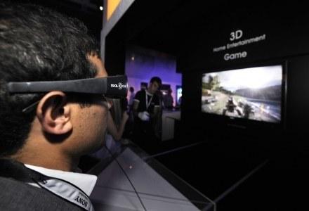 Od filmów aż po gry - czy czeka nas rewolucja 3D? /AFP