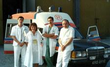Od garbuska do Mercedesa: 130 lat pogotowia ratunkowego w Polsce