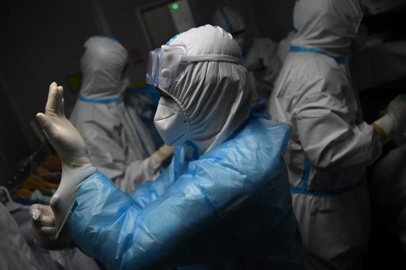 Od grudnia 2019 r. cały świat zmaga się z pandemią koronawirusa SARS-CoV-2 /Nan/China News Service /Getty Images