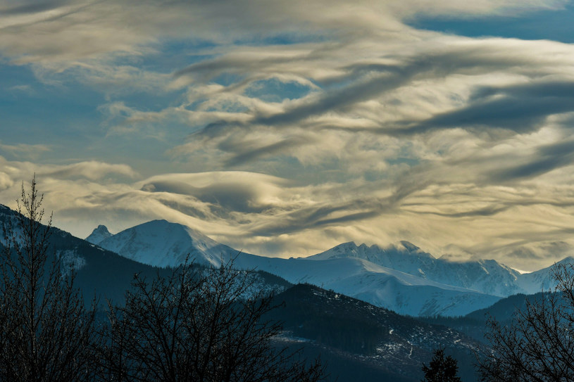 Od kilku dni w górach jest zima /Maciek Jonek/REPORTER /East News