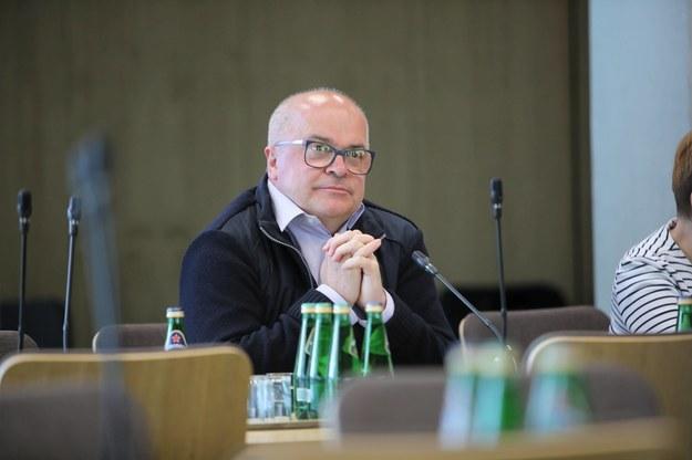 Od kilku tygodni spekuluje się o odejściu Tomasza Zimocha do ruchu Polska 2050 Szymona Hołowni /Wojciech Olkuśnik /PAP