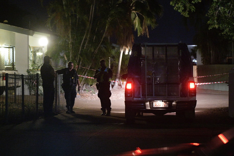 Od kul zginęło pięć osób /MICHAEL FRANCHI  /PAP/EPA