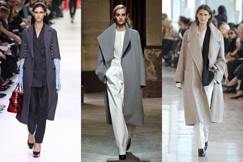 Od lewej: Dior, Hermes i Christophe Lemaire /East News/ Zeppelin